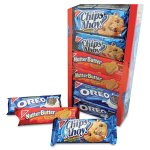 Nabisco Variety Pack Cookies, Assorted, 12 Count