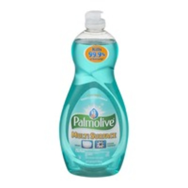 Palmolive Multi Surface Concentrated Dish Liquid