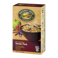 Nature's Path Organic Instant Hot Oatmeal Variety Pack