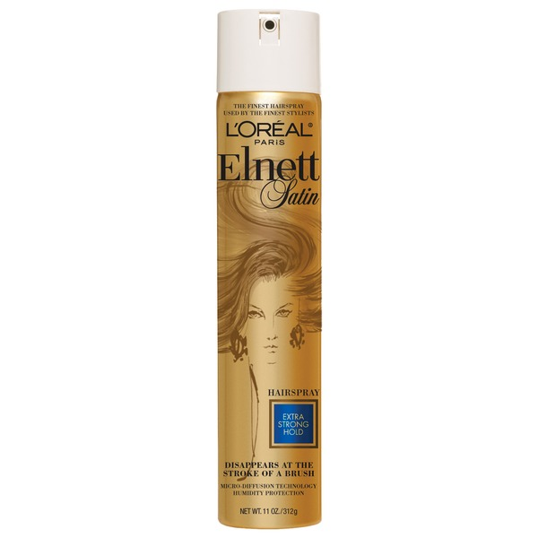 Elnett Satin Extra Strong Hold Hairspray