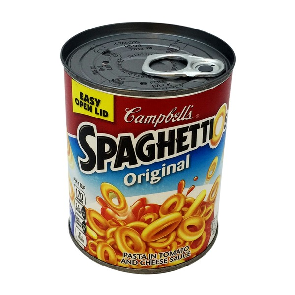 Spaghettios 50th Birthday Original Canned Pasta