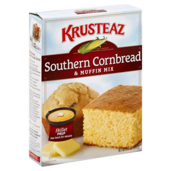 Krusteaz Southern Cornbread Bread & Muffin Mix