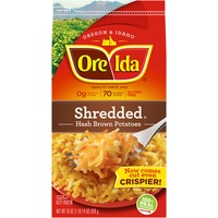 Ore Ida Shredded Hash Brown Potatoes