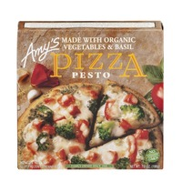 Amy's Pizza Pesto with Organic Vegetables & Basil