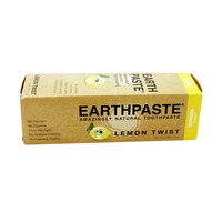 Redmond Real Earthpaste - Toothpaste - Lemon Twist