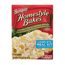 Banquet Home-style Bakes Creamy Cheesy Chicken Alfredo, 35.7 ounces