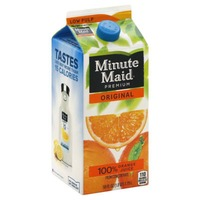 Minute Maid Original Low Pulp Orange Juice