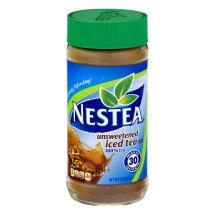 Nestea Unsweetened Iced Tea Mix, 3 Oz, 1 Count