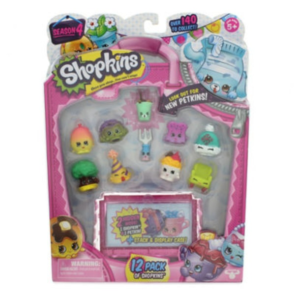 Moose Toys Shopkins Assorted Varieties