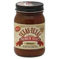 Texas-Texas Medium Salsa