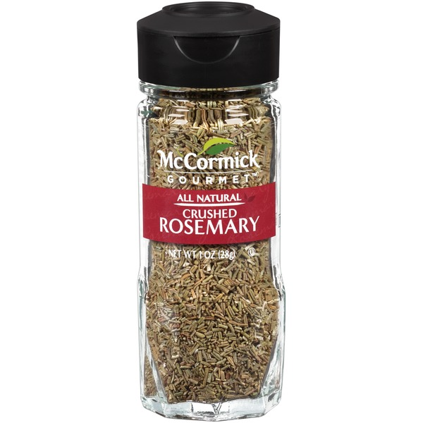 McCormick Gourmet Collection All Natural Crushed Rosemary