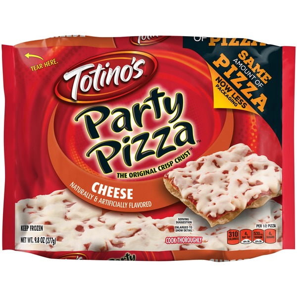 Totino's Cheese Party Pizza