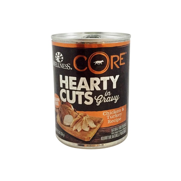 Wellness Dog Core Heart Cut Chunk
