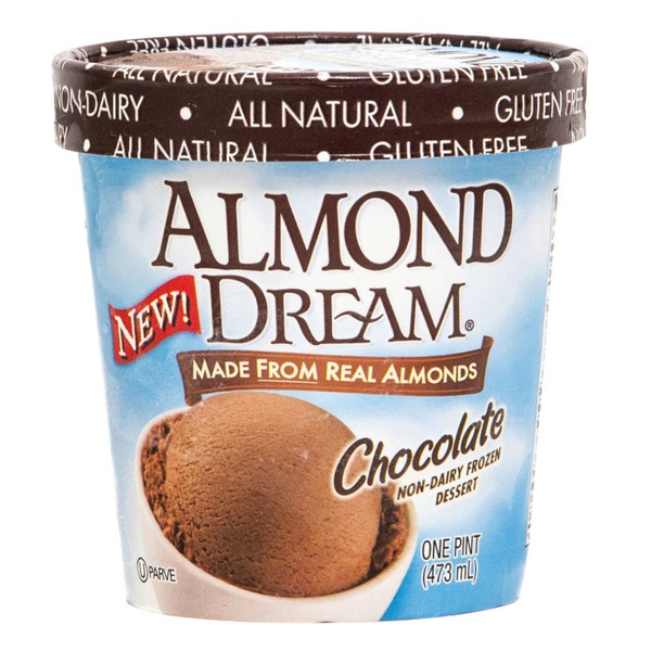 Almond Dream Chocolate Frozen Dessert