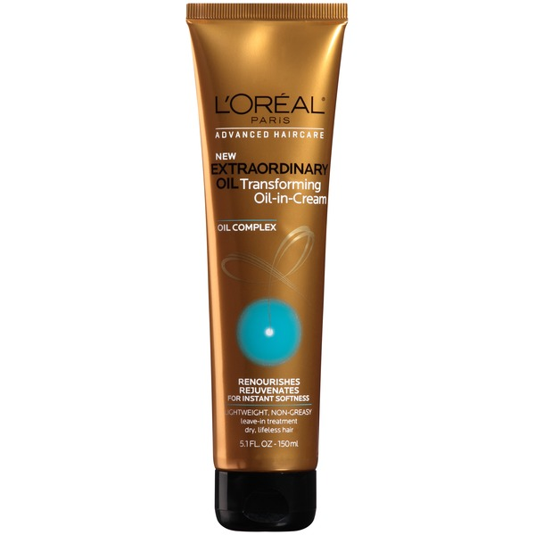 Hair Expert Extraordinary Oil Lightweight Oil-in-Cream