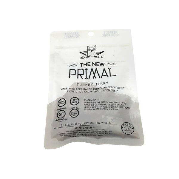 The New Primal Jerky, Turkey