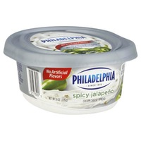 Kraft Philadelphia Spicy Jalapeno Cream Cheese Spread