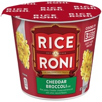 Rice-a-Roni Cheddar Broccoli  Rice Blend
