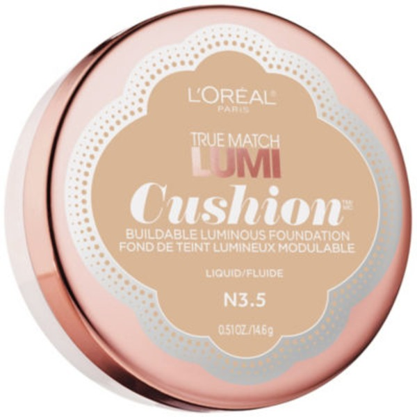 True Match Lumi Cushion N3.5 Classic Buff Foundation