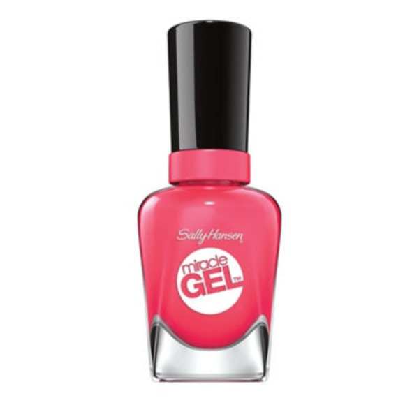 Sally Hansen Miracle Gel Nail Color 800 Electric Pop