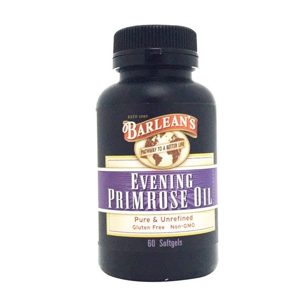 Barlean's Evening Primrose Oil Softgels