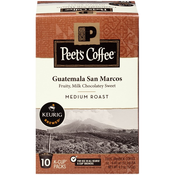 Peet's Coffee & Tea Guatemala San Marcos Medium Roast Coffee