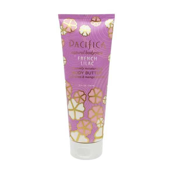 Pacifica Skincare Body Butter Tube - French Lilac
