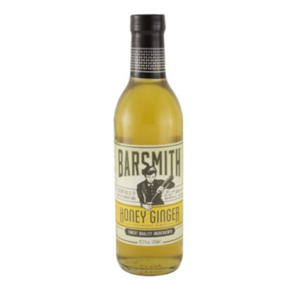 Barsmith Honey Ginger Cocktail Syrup