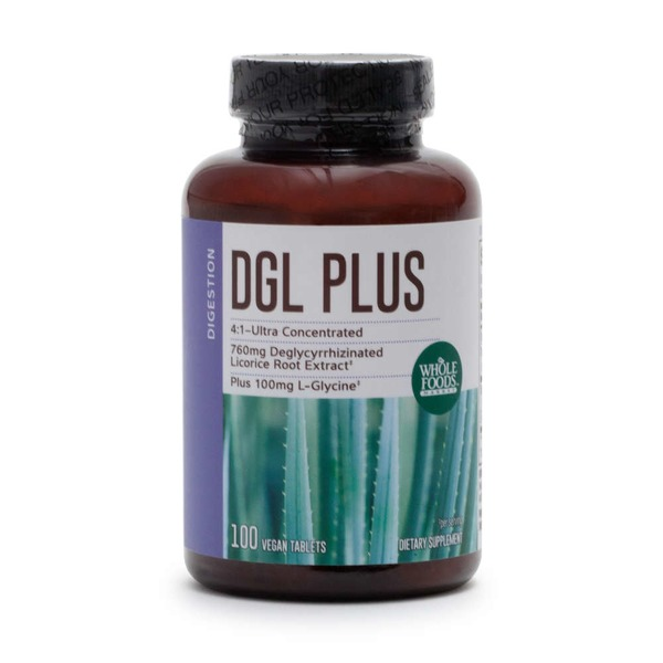 Whole Foods Market DGL Plus