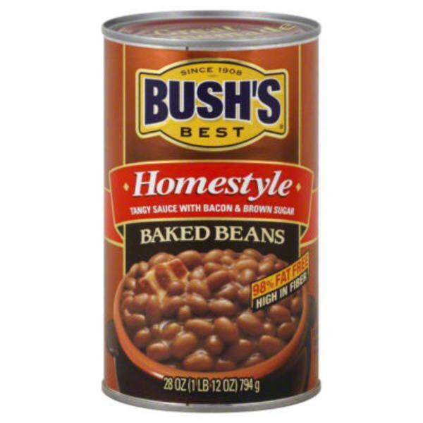 Bush's Best Homestyle Baked Beans