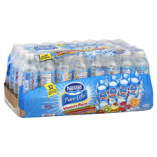 Nestle Flavored Water Variety Pack