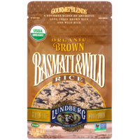 Lundberg Family Farms Organic Brown Basmati & Wild Rice Blend, Bulk