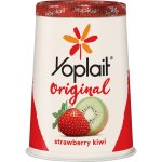 Yoplait Original Strawberry Kiwi Yogurt, 6 oz, 6.0 OZ