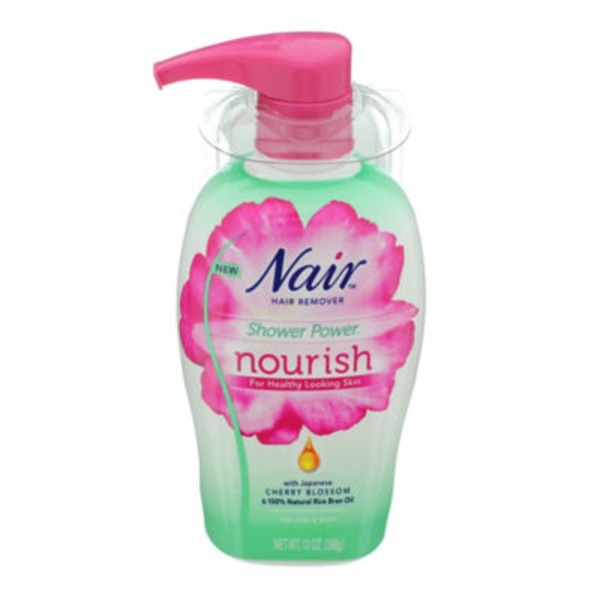 Nair Shower Power Nourish Hair Remover