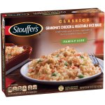 STOUFFER'S Family Size Grandma's Chicken & Vegetable Rice Bake 36 oz Box