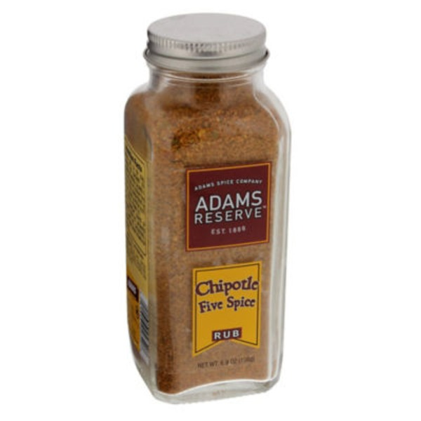 Adams Reserve Chipotle Five Spice Rub