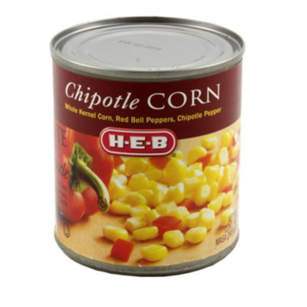 H-E-B Chipotle Corn
