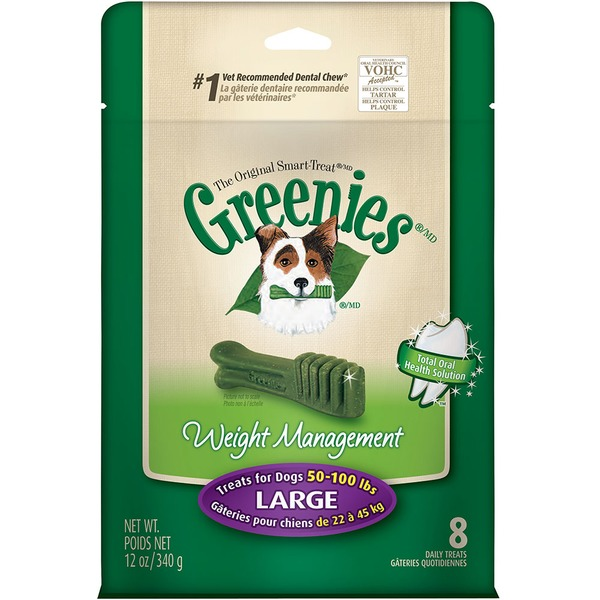 Greenies Original Large Dog Treats