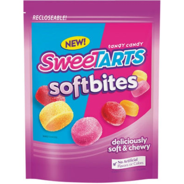 Sweet Tarts Softbites Tangy Candy