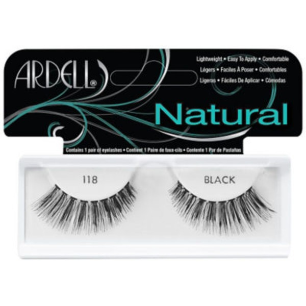 Ardell Fashion Lashes 118 Black