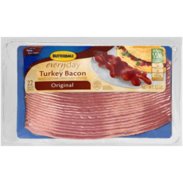 Butterball Everyday Original Turkey Bacon