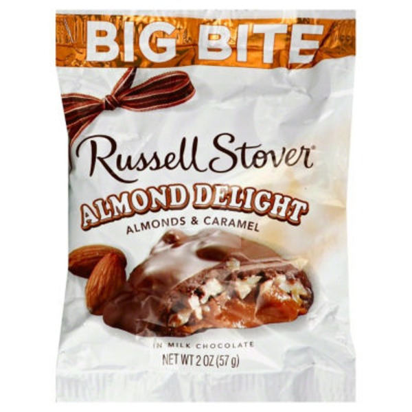 Russell Stover Almond Delight Big Bite Bar