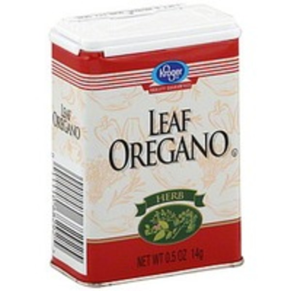 Kroger Oregano Leaf