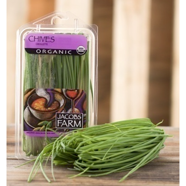 Jacob's Farm Organic Chives
