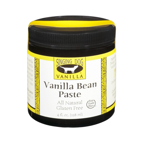 Singing Dog Vanilla Gluten Free Vanilla Bean Paste