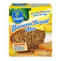 Chiquita Banana Bread Mix, 13.7 OZ