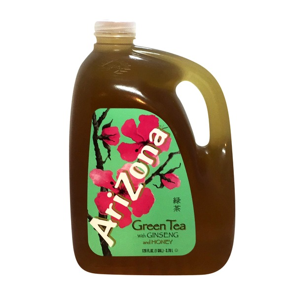 AriZona Ginseng and Honey Green Tea