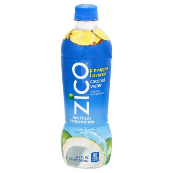 Zico Pineapple Flavored Coconut Water