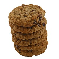 Central Market Oatmeal Raisin All Butter Cookies