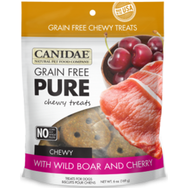 Canidae Pure Boar & Cherry Dog Treats